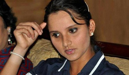 Sania Mirza without Makeup 6