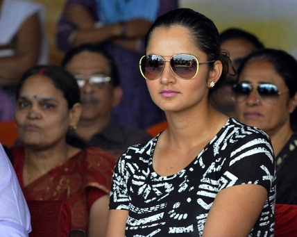 Sania Mirza Inaugurates RKDF Sports League 2013