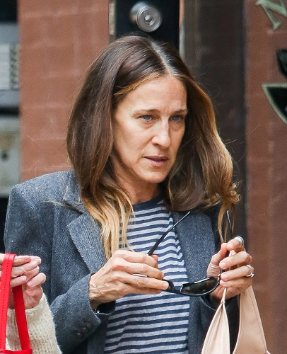 15 Unseen Pictures of Sarah Jessica Parker Without Makeup