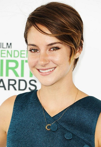Shailene Woodley without makeup1