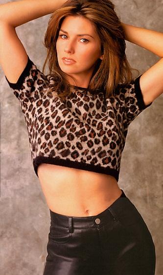 Shania Twain without makeup4