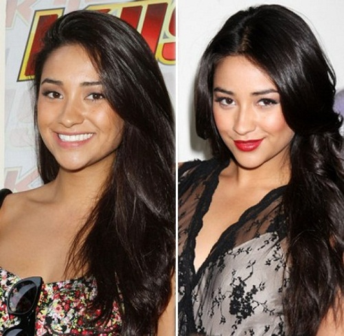 Shay Mitchell Without Makeup 9