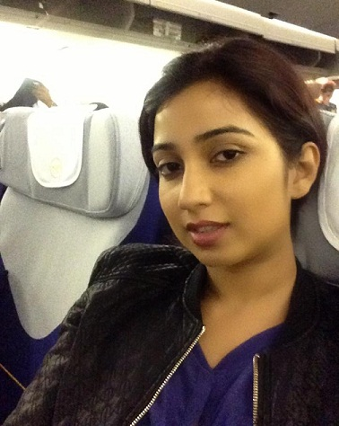 Shreya Ghoshal without makeup1