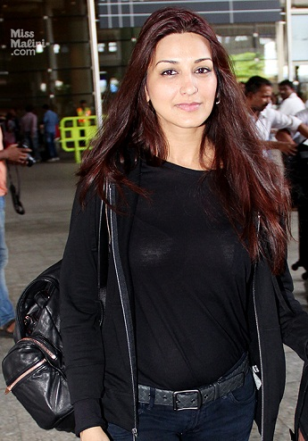 Sonali Bendre without makeup7