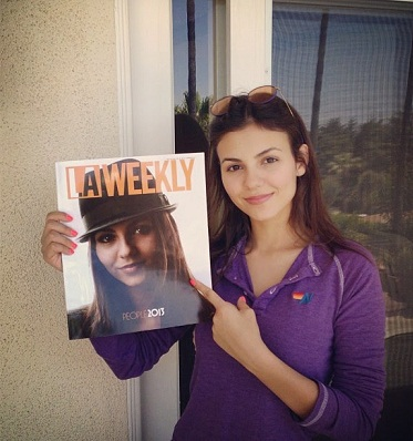 Victoria Justice without makeup10