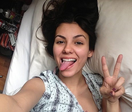victoria justice no make up