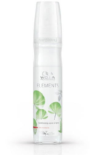 Wella Elements Leave In Spray Conditioner