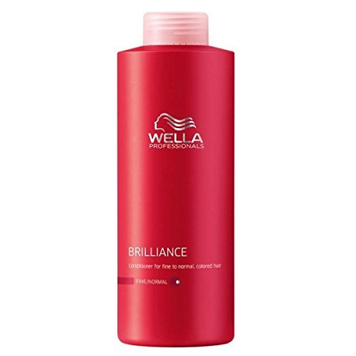Wella Professionals Brilliance Conditioner For Fine To Normal, Coloured Hair