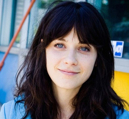 Zooey Deschanel without makeup2