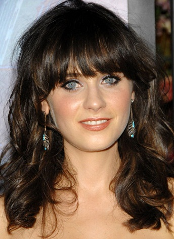 Zooey Deschanel without makeup7