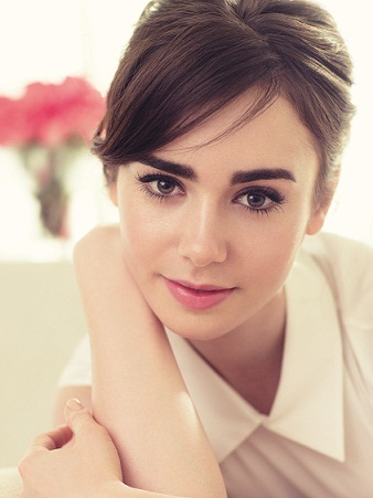 lily collins without makeup10