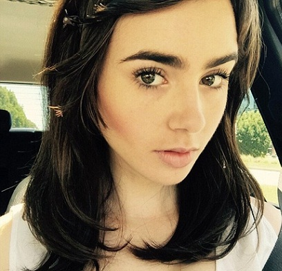 lily collins without makeup4