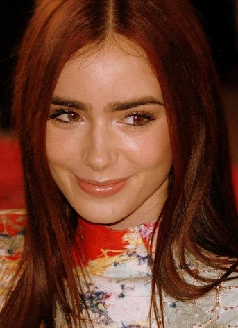 lily collins without makeup9