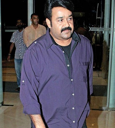 Mohanlal without Makeup
