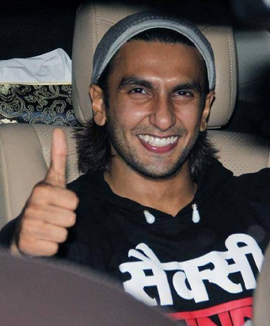 Ranveer Singh without Makeup