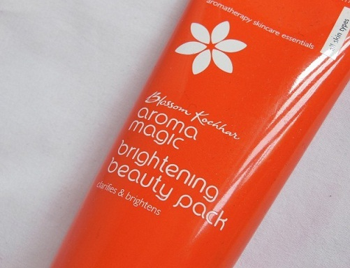 Aroma Magic Face Packs 2