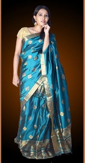 Assam Silk Sarees 11
