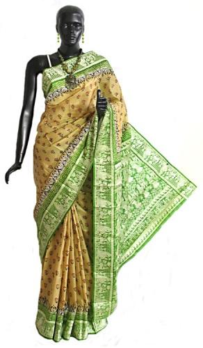 Baluchari Sarees-Alluring Baluchari Saree 7
