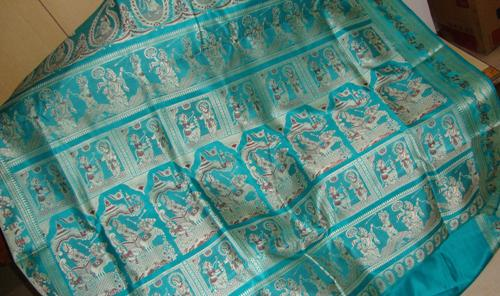 Baluchari Sarees-Eye-catching Baluchari Saree 8