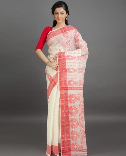 15 Slight Bengali Sarees For Traditional Looking