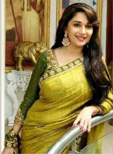 Bhagalpuri Sarees-Celebrity Bhagalpuri Designer Saree 12