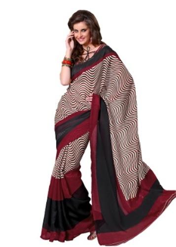 Bhagalpuri Sarees-pure Bhagalpuri Silk Designer Saree 4