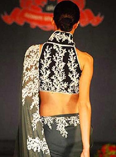 Blouse Back Neck Designs16