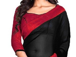 Blouse Designs with Border12