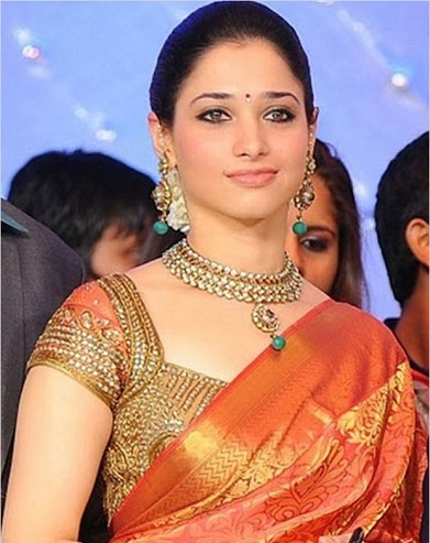Designer blouse for Pattu sarees