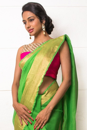Designer blouse for Pattu sarees (edited)7