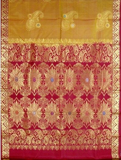 Dharmavaram sarees 1