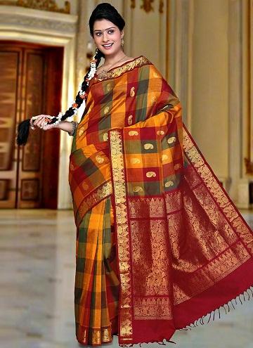 Dharmavaram sarees 12
