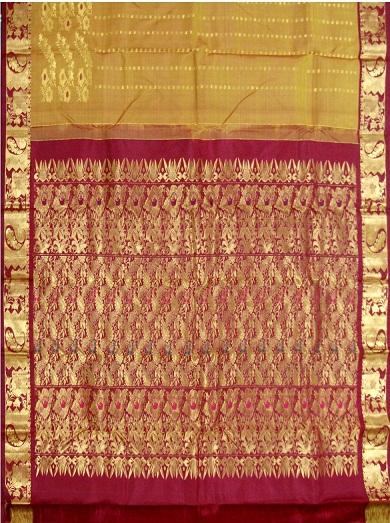 Dharmavaram sarees 2