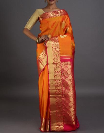 Dharmavaram sarees 4