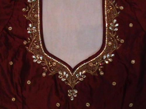 Hand Embroidery Blouse Designs-BRIDAL-EMBROIDERY-WORK-design