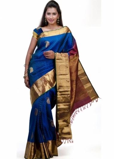 Kanchipuram sarees 17