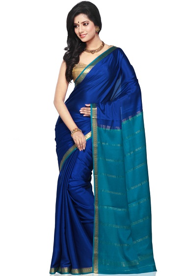 Mysore silk sarees 6