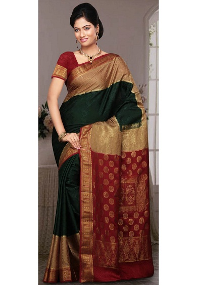 Mysore silk sarees 8
