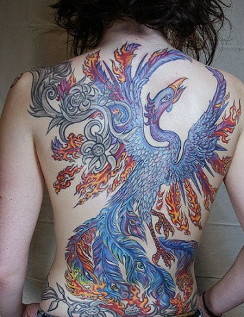 peacock-phoenix-tattoo-design12