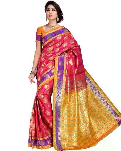 Pink Designer Sarees 15