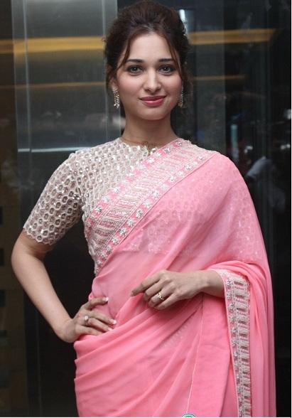 Pink Designer Sarees 9