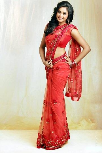 Red sarees 15