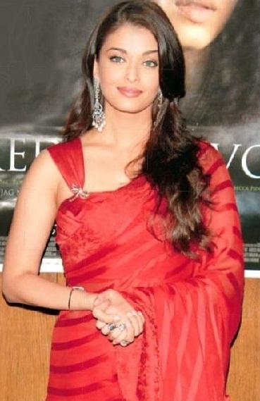 Red sarees 7