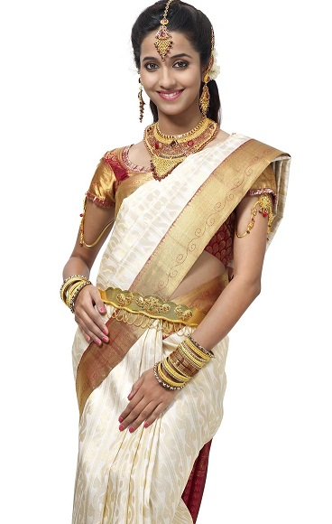 a6b8a34bd4 Top 25 Traditional South Indian Sarees | Styles At Life
