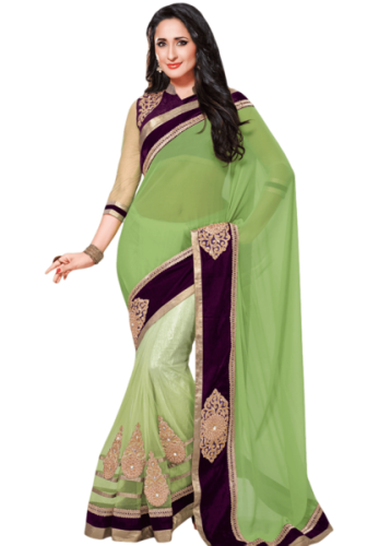 Surat Sarees-Latest Surat Party Wear Saree 15