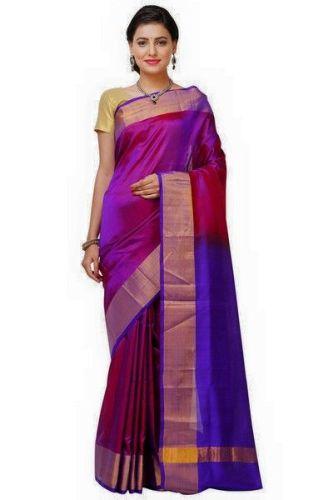 Uppada Sarees-Multicolor Uppada Saree 4