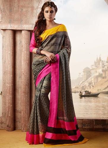 Varanasi Sarees-Pure Varanasi Silk Saree 3