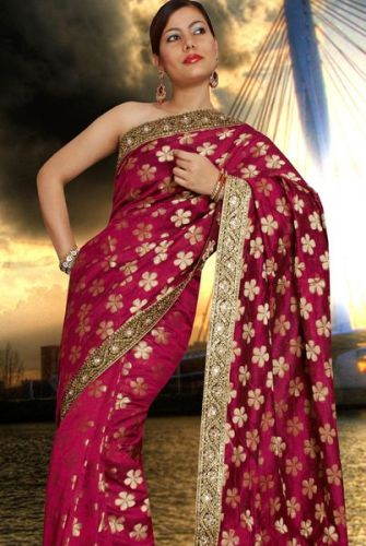 Varanasi Sarees-Wedding Varanasi Saree 6