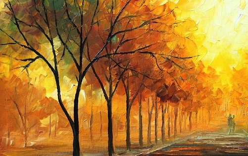 Types of painting styles in india look on some realistic for Meaningful paintings pictures