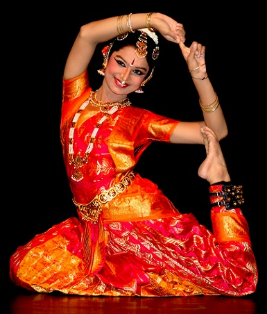 Types of Indian Dance Bharathanatyam